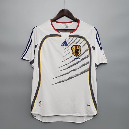 Camisa Japão 2006 (Away-Uniforme 2) - Copa do Mundo