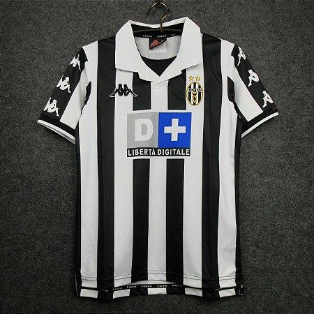 Camisa Juventus 1999-2000 (Home-Uniforme 1)
