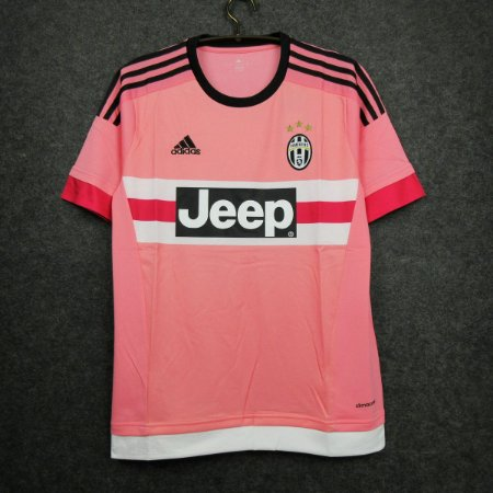 Camisa Juventus 2015-2016 (Away-Uniforme 2)