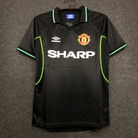 Camisa Manchester United 1998-99 (Third-Uniforme 3)