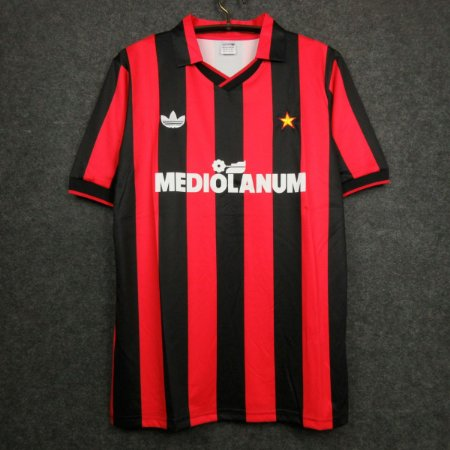 Camisa Milan 1991-1992 (Home-Uniforme 1)