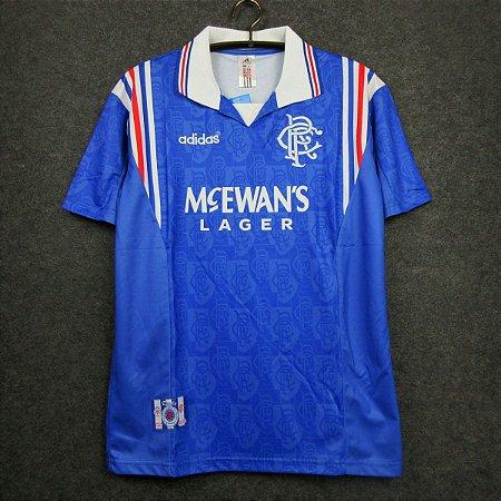 Camisa Rangers 1996-1997 (Home-Uniforme 1)