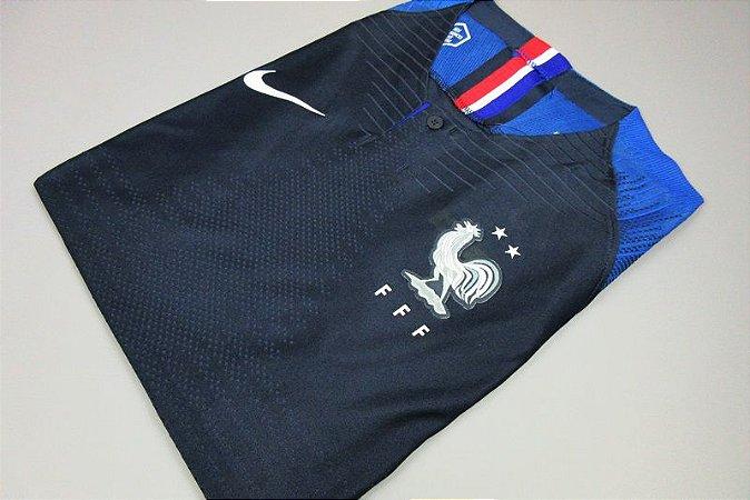 Camisa França 2018 (Home-Uniforme 1) - Modelo Jogador