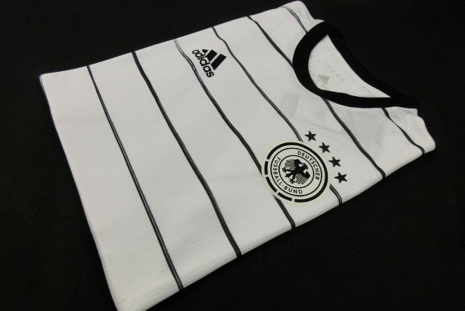 Camisa Alemanha 2020-21 (Home-Uniforme 1) - Modelo Jogador