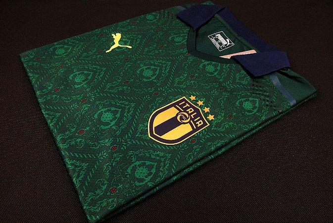 Camisa Itália 2019-20 (Third-Uniforme 3) - Modelo Jogador