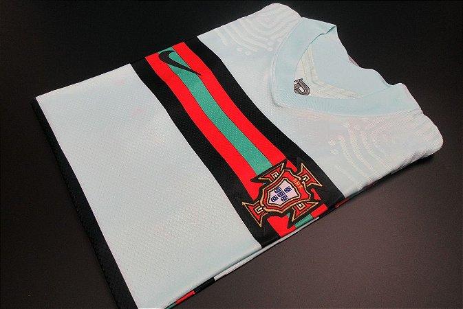 Camisa Portugal 2020-21 (Away-Uniforme 2) - Modelo Jogador