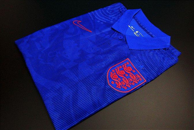 Camisa Inglaterra 2020-21 (Away-Uniforme 2) - Modelo Jogador