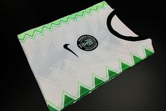 Camisa Nigéria 2020-21 (Home-Uniforme 1) - Modelo Jogador