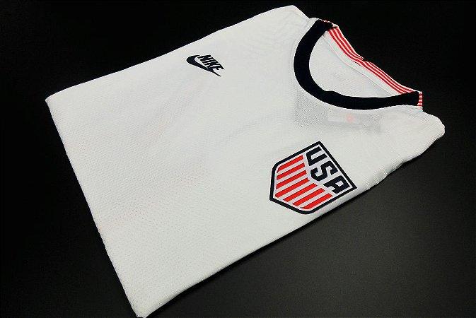 Camisa EUA 2020-21 (Home-Uniforme 1) - Modelo Jogador
