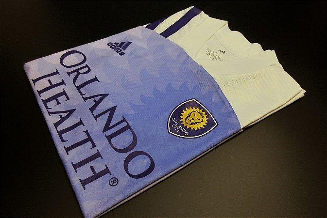 Camisa Orlando City 2020-21 (Away-Uniforme 2) - Modelo Jogador