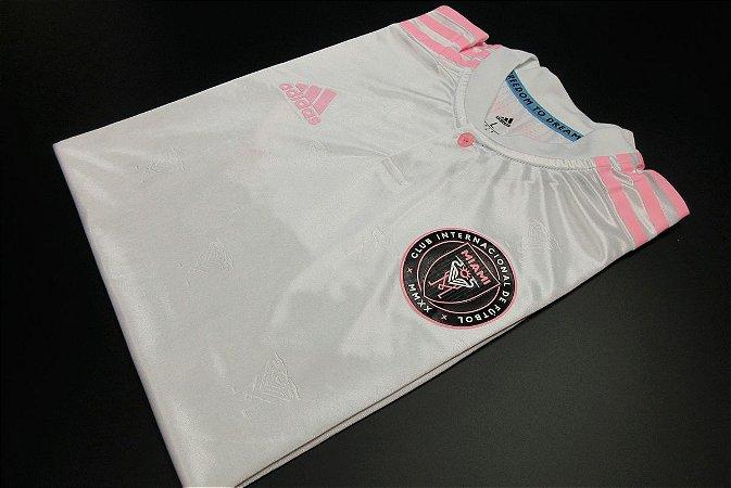 Camisa Inter Miami 2020-21 (Home-Uniforme 1) - Modelo Jogador