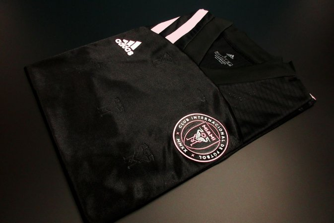Camisa Inter Miami 2020-21 (Away-Uniforme 2) - Modelo Jogador