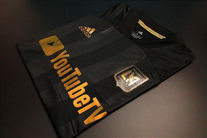 Camisa Los Angeles FC 2020-21 (Home-Uniforme 1) - Modelo Jogador