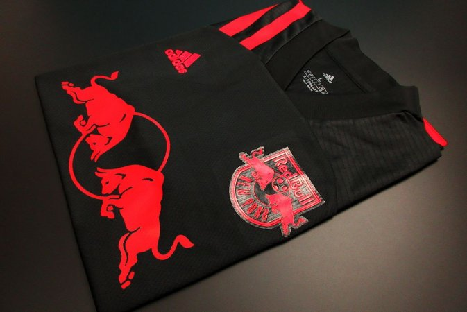 Camisa New York Red Bulls 2020-21 (Away-Uniforme 2) - Modelo Jogador