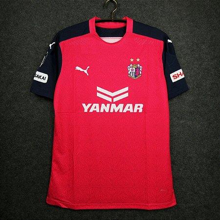 Camisa Cerezo Osaka 2020-21 (Home-Uniforme 1)