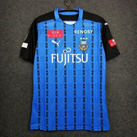 Camisa Kawasaki Frontale 2020-21 (Home-Uniforme 1)