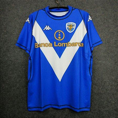 Camisa Brescia 2003-2004 (Home-Uniforme 1)