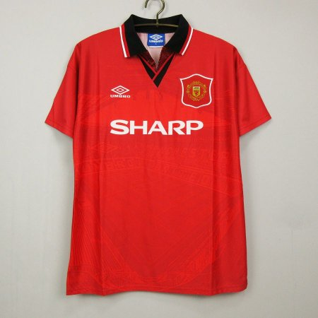 Camisa Manchester United 1994-1995 (Home-Uniforme 1)