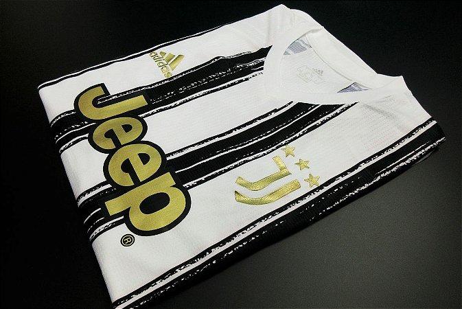 Camisa Juventus 2020-21 (Home-Uniforme 1) - Modelo Jogador