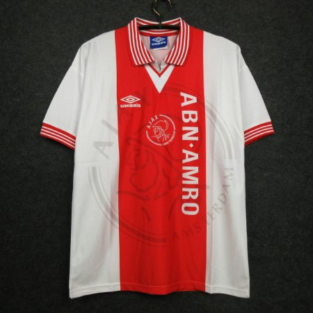 Camisa Ajax 1995-96 (Home-Uniforme 1)