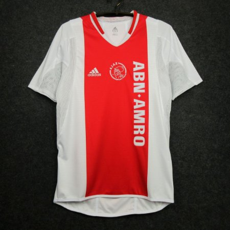 Camisa Ajax 2004-05 (Home-Uniforme 1)