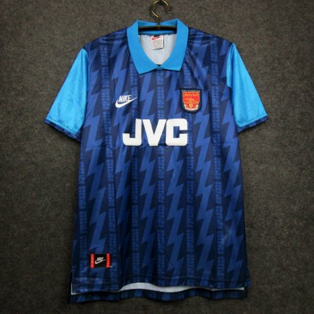 Camisa Arsenal 1994-1995 (Away-Uniforme 2)