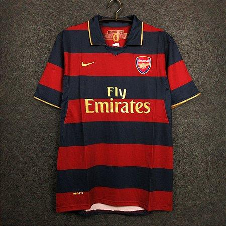 Camisa Arsenal 2007-2008 (Third-Uniforme 3)