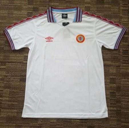 Camisa Aston Villa 1980 (Away-Uniforme 2)