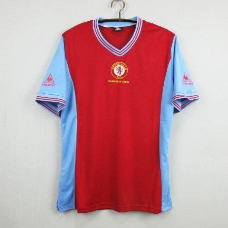 Camisa Aston Villa 1982 (Campeão Europeu)
