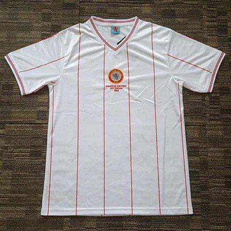 Camisa Aston Villa 1981-82 (Final Taça dos Clubes Campeões Europeus)