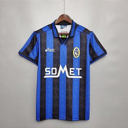 Camisa Atalanta 1996-97 (Home-Uniforme 1)