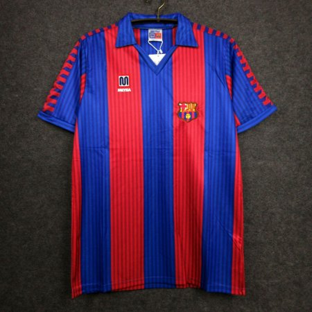 Camisa Barcelona 1991-92 (Home-Uniforme 1)