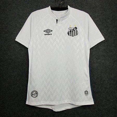 Camisa Santos 2020-21 (Home-Uniforme 1)