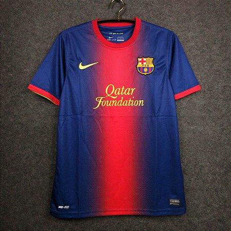 Camisa Barcelona 2012-2013 (Home-Uniforme 1)