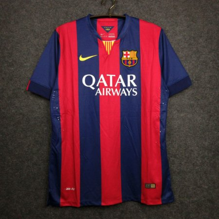 Camisa Barcelona 2014-2015 (Home-Uniforme 1)