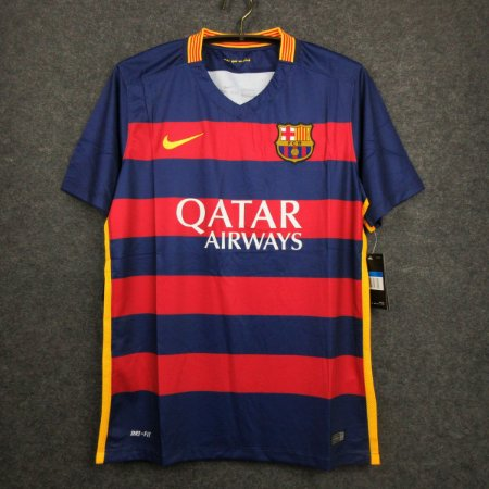 Camisa Barcelona 2015-2016 (Home-Uniforme 1)