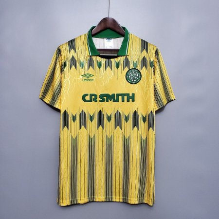 Camisa Celtic 1989-1991 (Away-Uniforme 2)