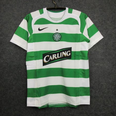 Camisa Celtic 2005-2006 (Home-Uniforme 1)