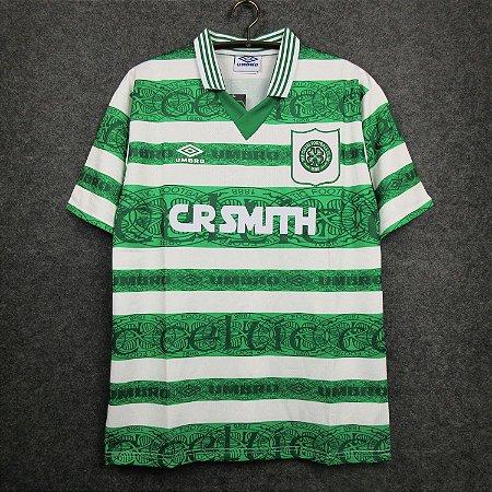 Camisa Celtic 1995-1997 (Home-Uniforme 1)