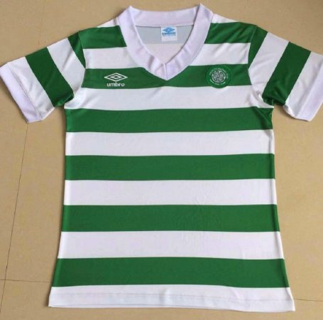 Camisa Celtic 1980-81 (Home-Uniforme 1)