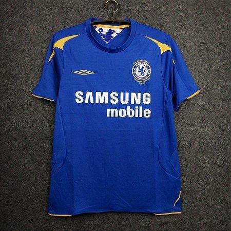 Camisa Chelsea 2005-2006 (Centenário)