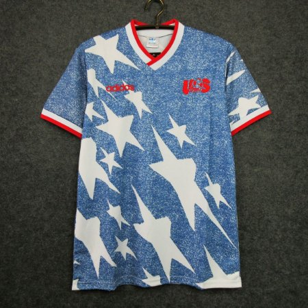Camisa EUA 1994  (Away-Uniforme 2) - Copa do Mundo