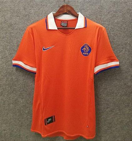 Camisa Holanda 1997 (Home-Uniforme 1)