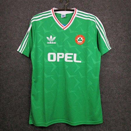 Camisa Irlanda 1990 (Home-Uniforme 1)