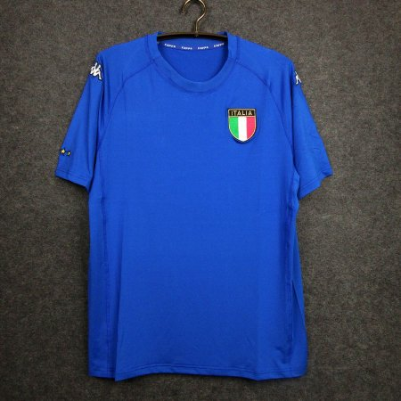 Camisa Itália 2000 (Home-Uniforme 1) - Eurocopa