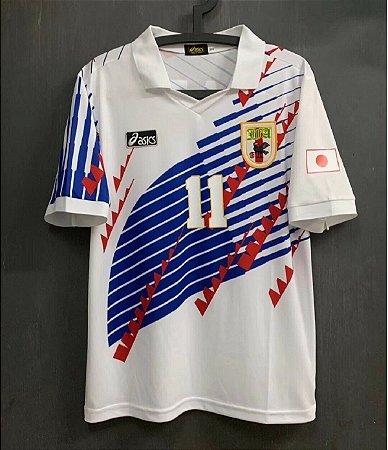 Camisa Japão 1993-1994 (Away-Uniforme 2)