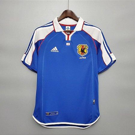 Camisa Japão 2000 (Home-Uniforme 1)