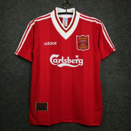 Camisa Liverpool 1995-1996 (Home-Uniforme 1)