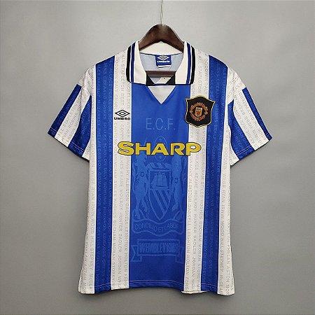 Camisa Manchester United 1994-1995 (Third-Uniforme 3)