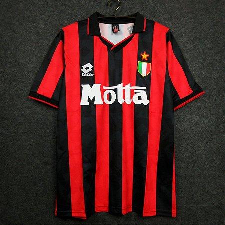 Camisa Milan 1993-1994 (Home-Uniforme 1)